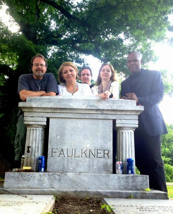 J.Ed., Terri, Tad, Emily, and Maurice will be reading during the Faulkner Society's annual Words and Music Conference on December 4, 2013.