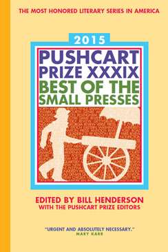 Pushcart Cover