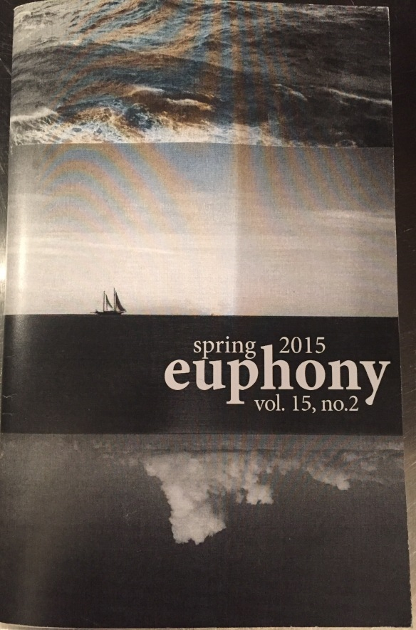 Euphony Cover, Vol. 15 No. 2