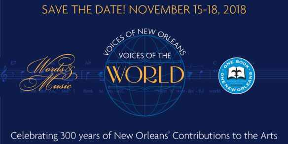 Words and Music Conference, 2018: Rebirth of a Great Writers